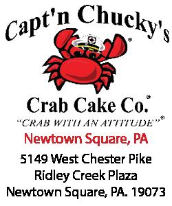 Newtown Square Pa captn chuckys