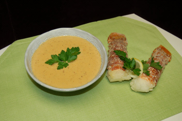 Lobster Bisque Colmar PA