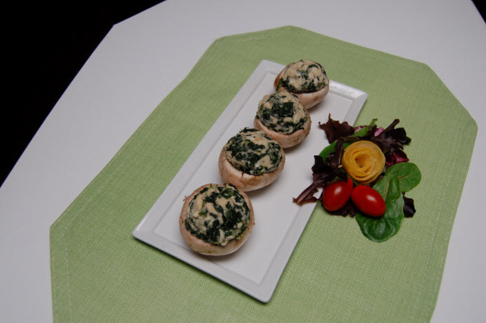 Stuffed Mushrooms Newtown Square PA