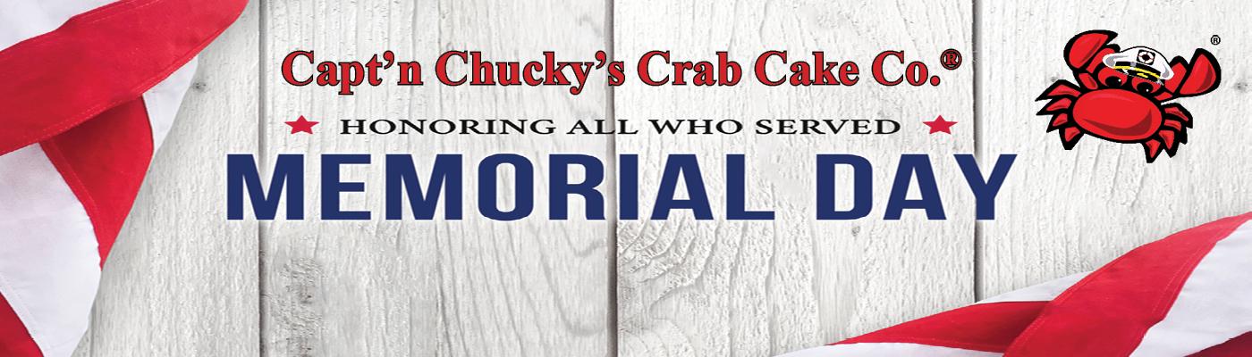 memorial day seafood specials